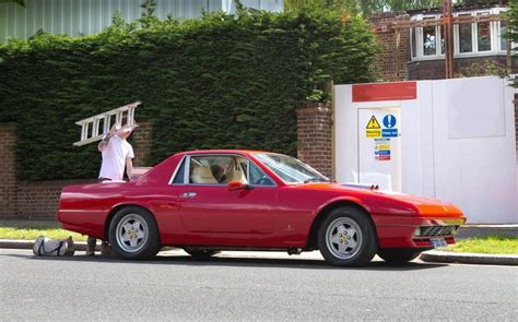 ferrari pickup ferrari 412 pickup truck by london motor group