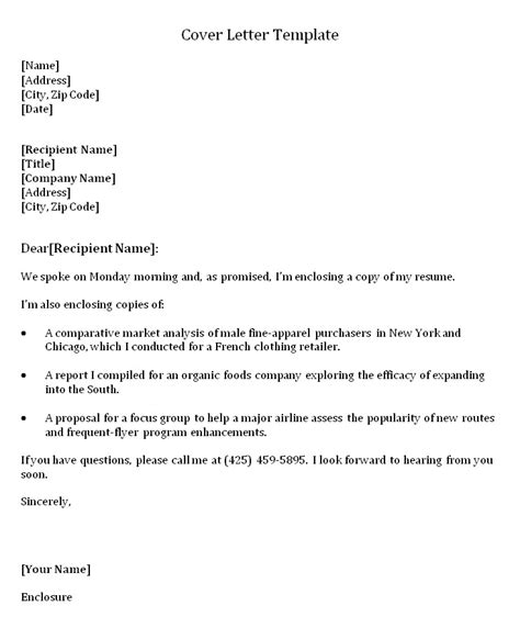 Cover Letter Tips The Muse cover letter exle cover letter template the muse