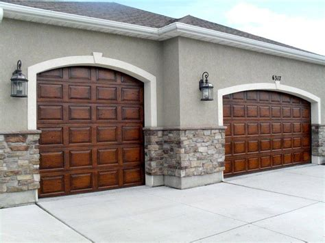 faux painted garage doors 1000 images about faux painted garage doors on