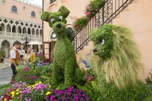 Disney Flower And Garden Dates For The 2014 Epcot International Flower Garden Festival Disney Every Day
