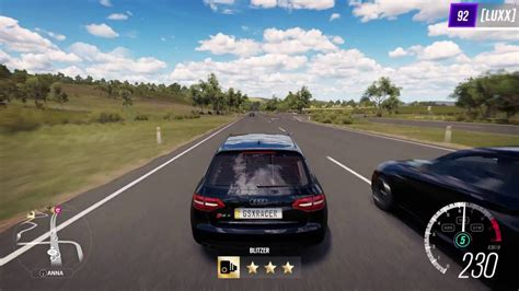fastest audi a4 430 kmh forza horizon 3 pc