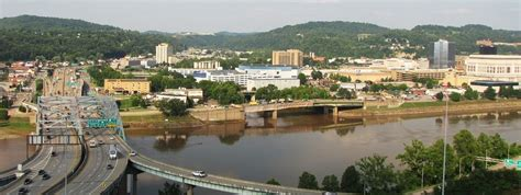 Records Charleston Wv Charleston Wv Charleston Skyline Photo Picture Image West Virginia At City Data