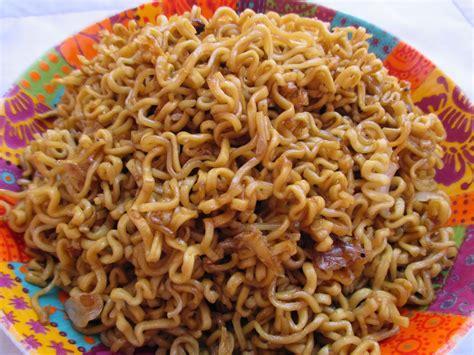 resep mie goreng nikmat ala mie instan dapur onlineku