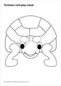 tortoise mask template tortoise play masks sb3017 sparklebox animal