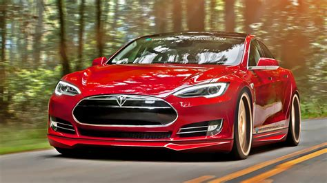 Tesla Car Motor Specs 2016 Tesla Model S Photos And Specifications