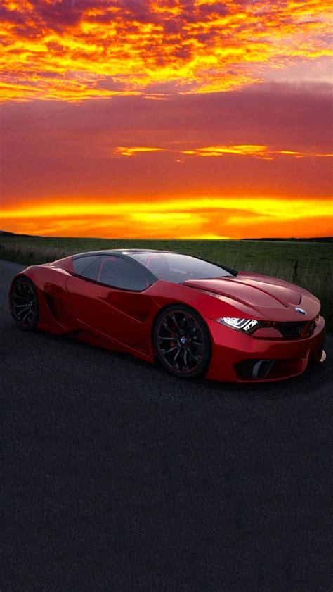 ios 8 car wallpaper 赤いスポーツカー iphone壁紙 スマホ壁紙 iphone待受画像ギャラリー