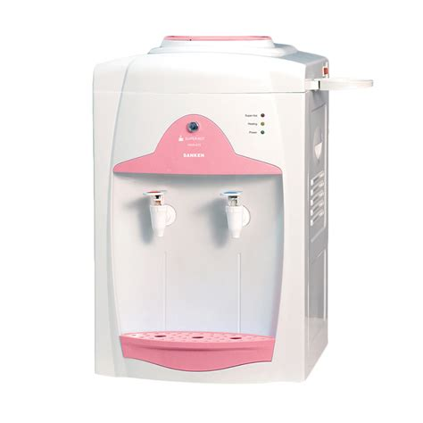 Dispenser Sanken Portable harga sanken hwn 676w dispenser air portable pink pricenia