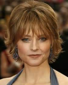 short hairstyles over 50 fine hair image