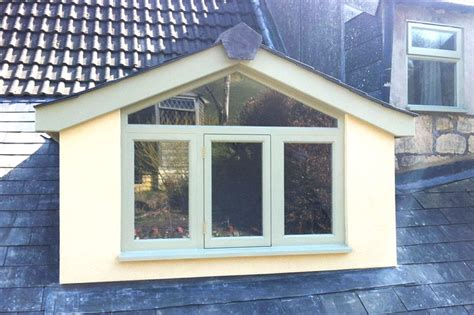 Small Dormer Dormer Window Stroud G B Dibden General Builders