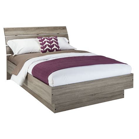 Size Bed Frame For by Platform Bed Frame Size With Headboard Modern Panel
