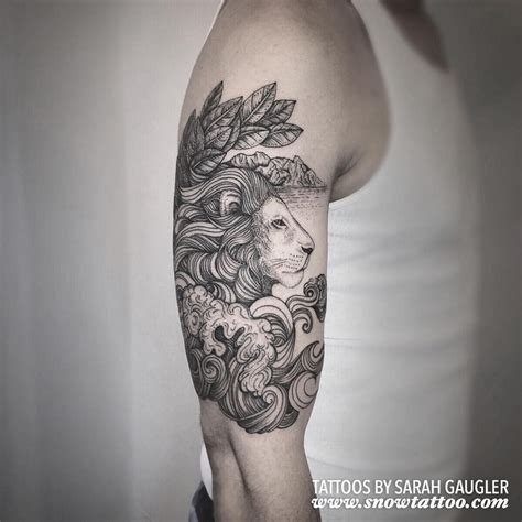 best tattoo artists nyc snow tattoos by gaugler