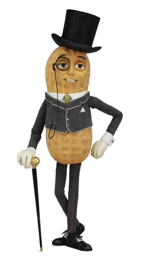 Planters Peanuts Mascot by The Dandy Of Elgin Iotw Report