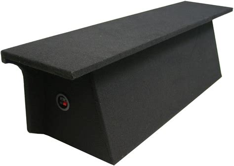 Jeep Jk Subwoofer Box 2007 2014 Jeep Wrangler Jk Unlimited 4 Door Dual 10