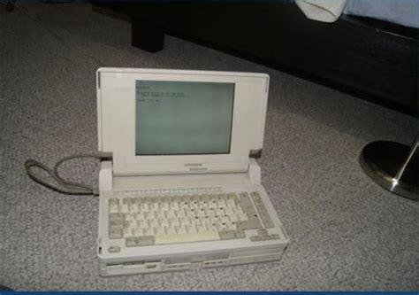 imagenes computadoras antiguas la laptop mas antigua de mexico urielmania