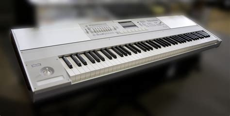 Keyboard Korg M3 used korg m3 88 key workstation keyboard be the to review images frompo