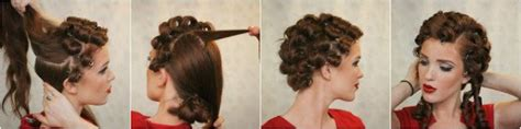 how to pin curl bob 17 gorgeous easy tutorials how to curl your hair that will