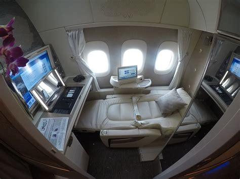 emirates new first class suite emirates game changer new b777 first class suites