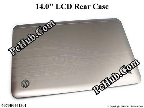Casing Laptop Hp Pavilion Dm4 hp pavilion dm4 1200 series lcd rear 608208 001 6070b0441301 6051b0549001