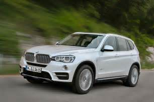 2016 Bmw X3 2016 Bmw X3 Changes
