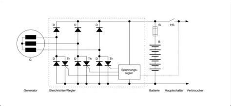 Motorrad Batterie Funktion by Motorrad Elektrik Ladesystem