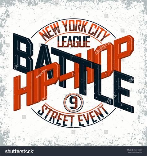graphic design event new york vintage tshirt graphic design grange print stock vector
