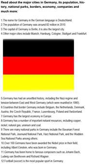 fun facts about germany for kids childhood education
