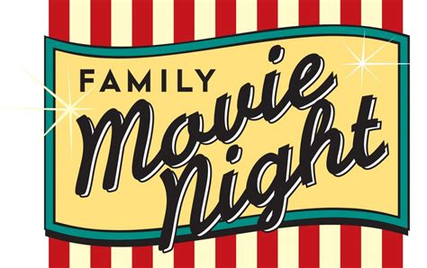 Friday Night Dinner Ideas For Family Best Movie Night Clipart 5013 Clipartion Com