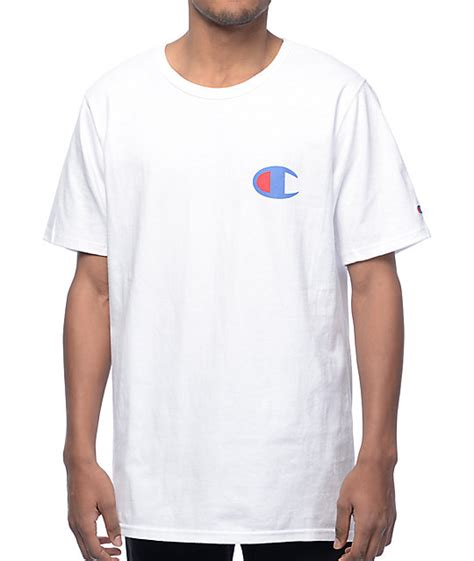 T Shirt Pdp chion heritage patriotic c white t shirt at zumiez pdp