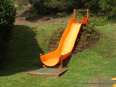diy backyard slide 17 best images about mountain hillside slide on pinterest