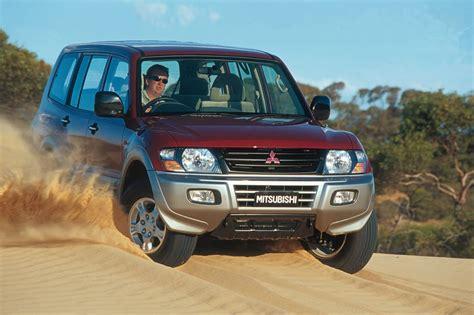 where to buy car manuals 2001 mitsubishi pajero transmission control used mitsubishi pajero review 2001 2016 carsguide