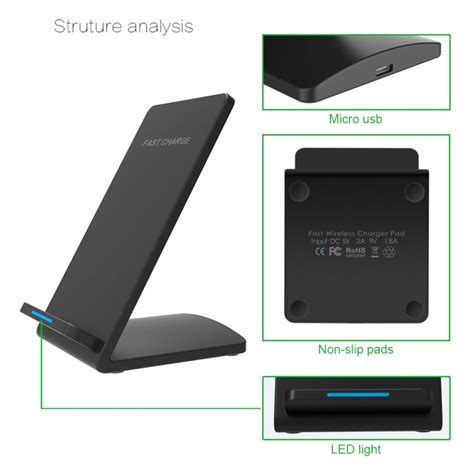 Samsung S8 Wireless Charging ssa samsung s8 s8 fast wireless charger