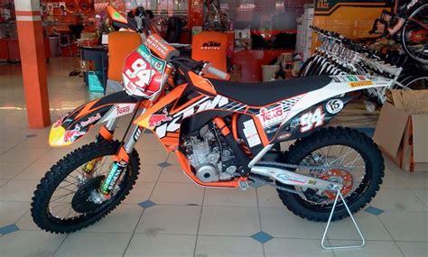 Viar Cross Xc 250cc by Motor Trail Ktm 250cc Jual Motor Ktm Banda Aceh