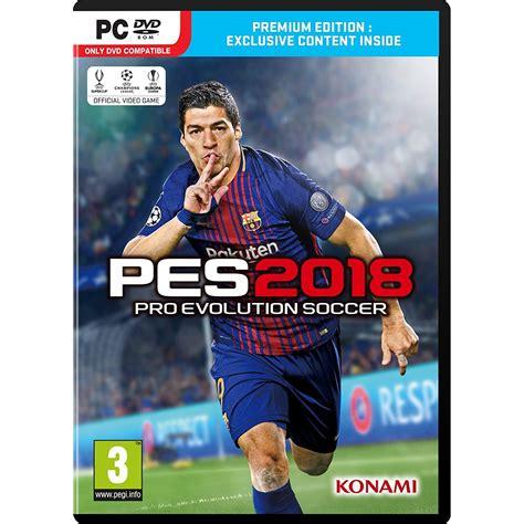 pc pro evolution soccer 2018 premium end 2 16 2020 7 55 pm