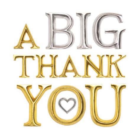 thank you letter to big posh graffiti big thank you card posh graffiti greetings