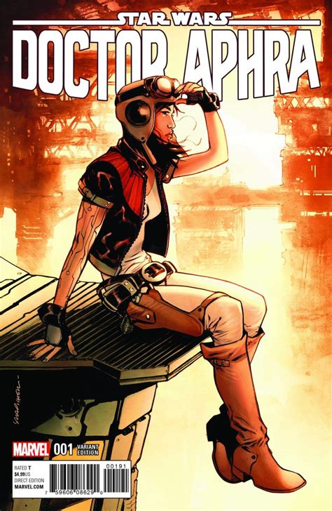 libro star wars doctor aphra star wars doctor aphra 1 sara pichelli color frankie s comics