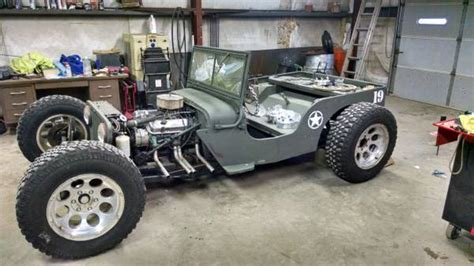 Rat Rod Jeep Build Jeep Rods Ewillys Page 7