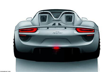 Porsche 918 Fuel Economy by 2010 Porsche 918 Spyder Concept Conceptcarz