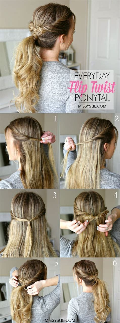 25 absolutely new and easy hairstyles to try in 2018 25 easy ponytail hairstyles you have to try ponytail