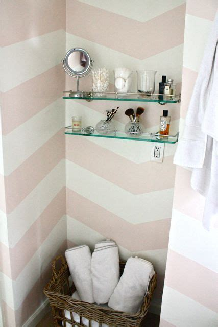 chevron bathroom ideas chevron bathroom walls design ideas