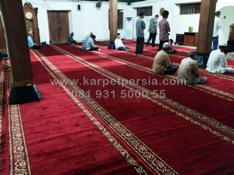 Karpet Masjid Tebal harga termurah karpet sajadah masjid import turkey