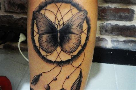22 creative dream catcher tattoo designs pretty designs