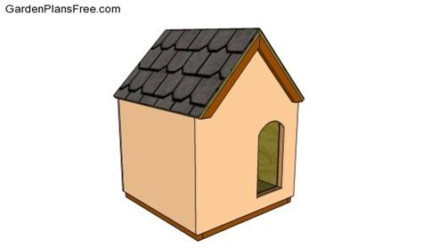 free insulated dog house plans insulated dog house plans free garden plans how to build garden projects