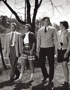 1950s fashion men and women vassar fashion vassar the alumnae i quarterly