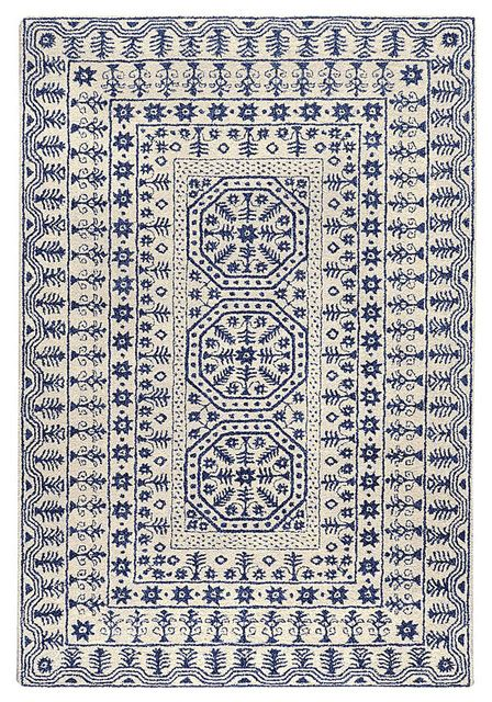 home design carpet and rugs reviews smithsonian rug cream and navy 8 x11 transitional