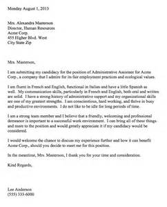 cover letters relocation - Relocation Cover Letter Examples