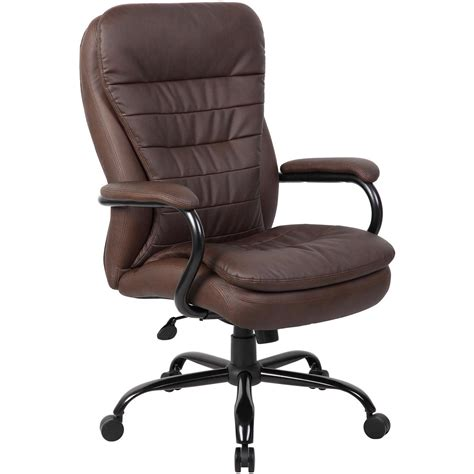 Microfiber Office Chair by Boss Heavy Duty Microfiber Executive Chair 597618