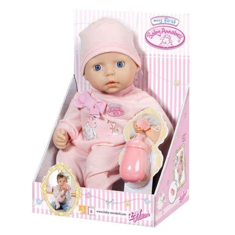 annabelle doll et zapf creation my baby annabell doll ebay