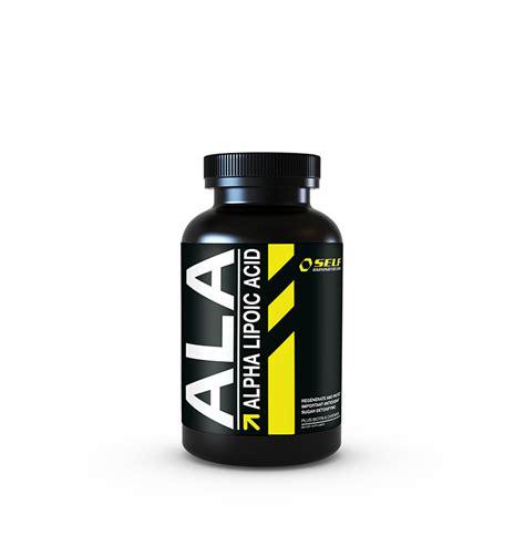 acido alfa lipoico alimenti self omninutrition a l a contiene acido alfa lipoico 120cps