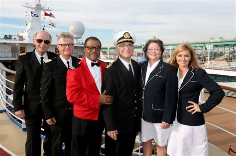 is gopher from the love boat still alive princess cruises celebrates 50th anniversary with the