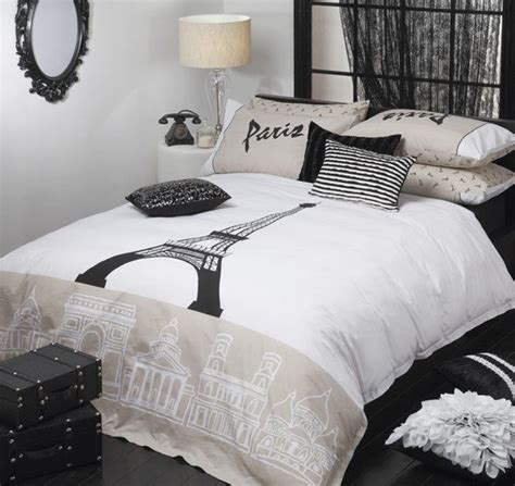 paris bedding set queen logan mason paris eiffel tower quilt doona cover set